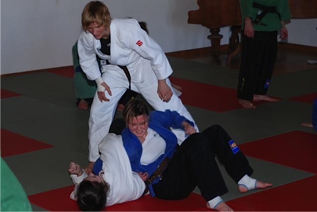 Training mit Sabrina Filzmoser in Pinsdorf