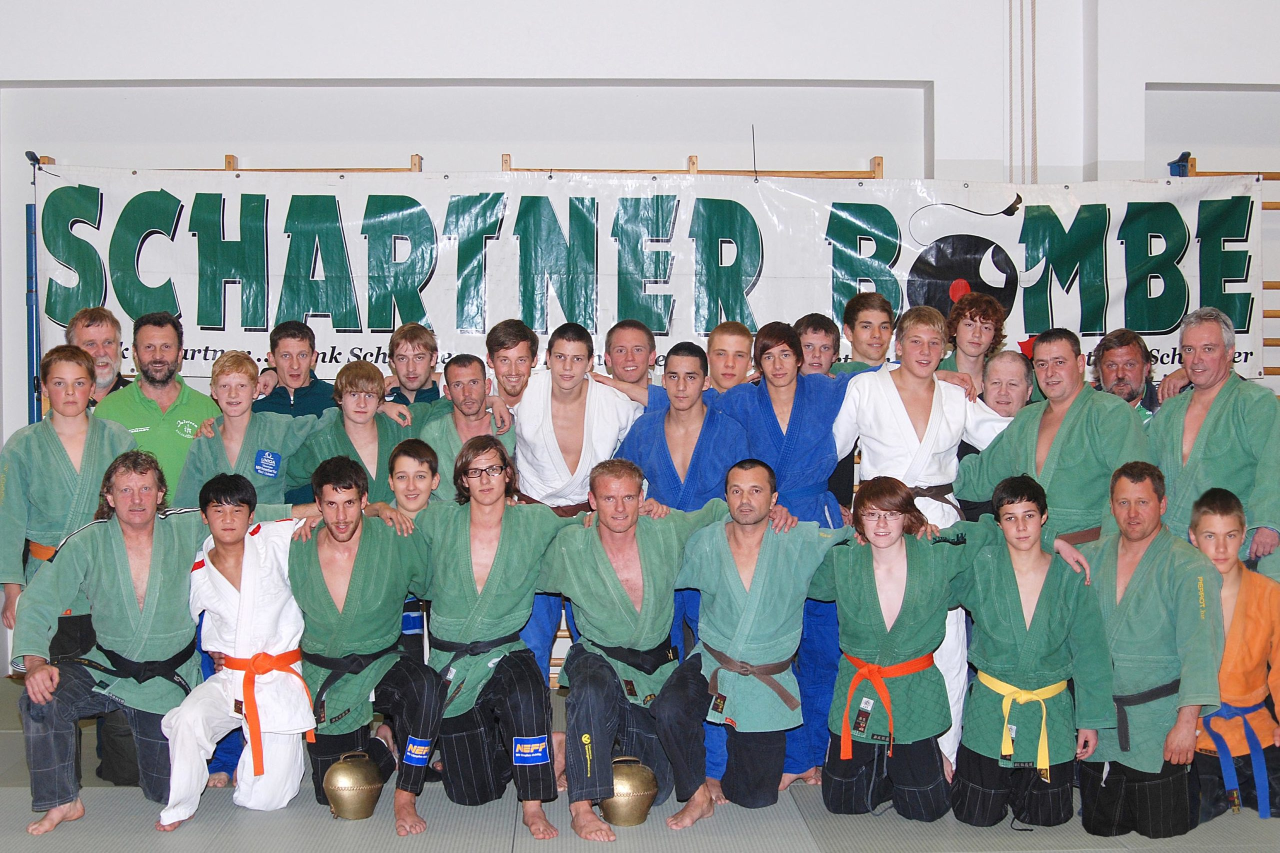 Judoteam Salzkammergut